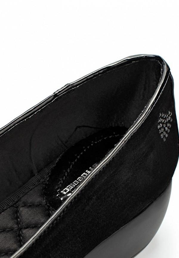 Туфли на плоской подошве CAF'eNoir TDF601010F8: изображение 6