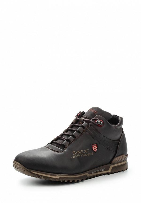Мужские ботинки Calipso (Калипсо) 390KC-RCT-02-GM: изображение 1