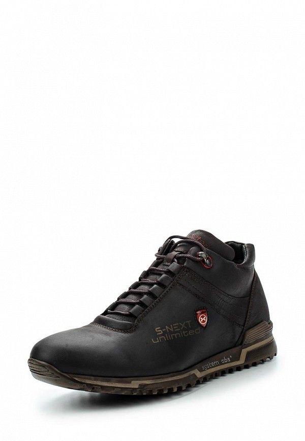 Мужские ботинки Calipso 390-RCT-16-NM: изображение 1