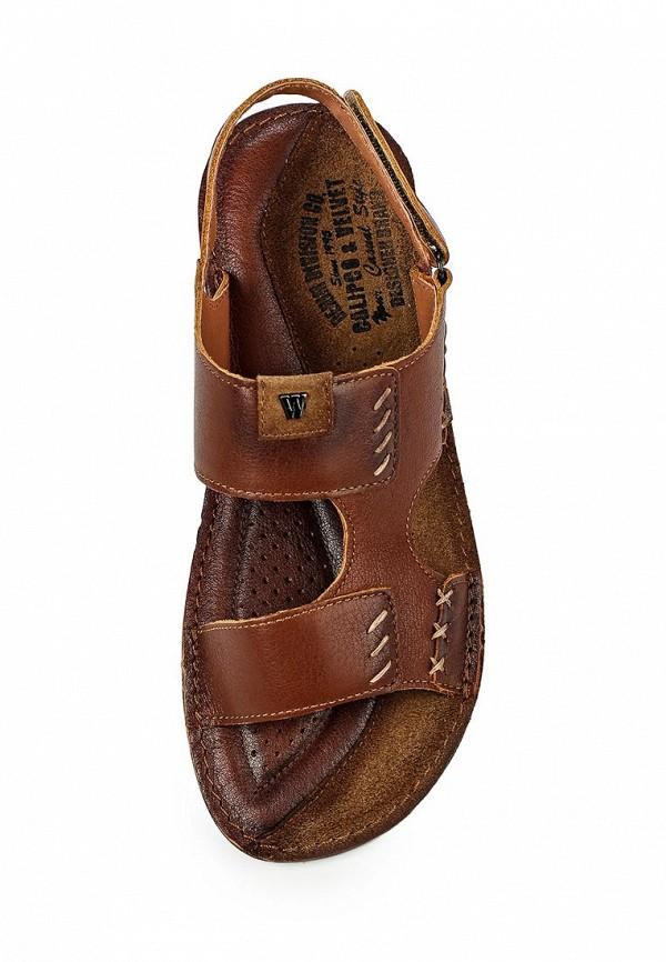 Мужские сандалии Calipso (Калипсо) L535-RCT-02-KK: изображение 4
