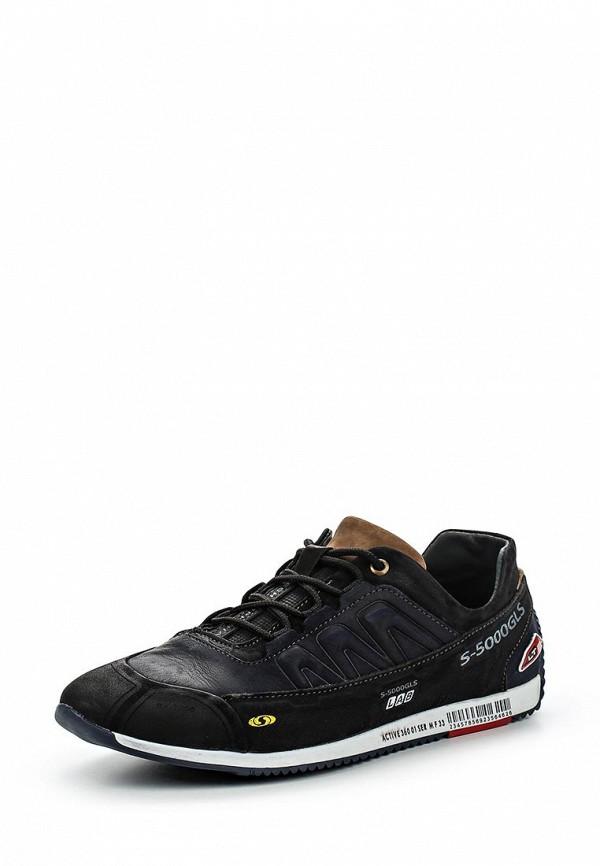 Мужские кроссовки Calipso (Калипсо) 801-01-RSH-16-NK