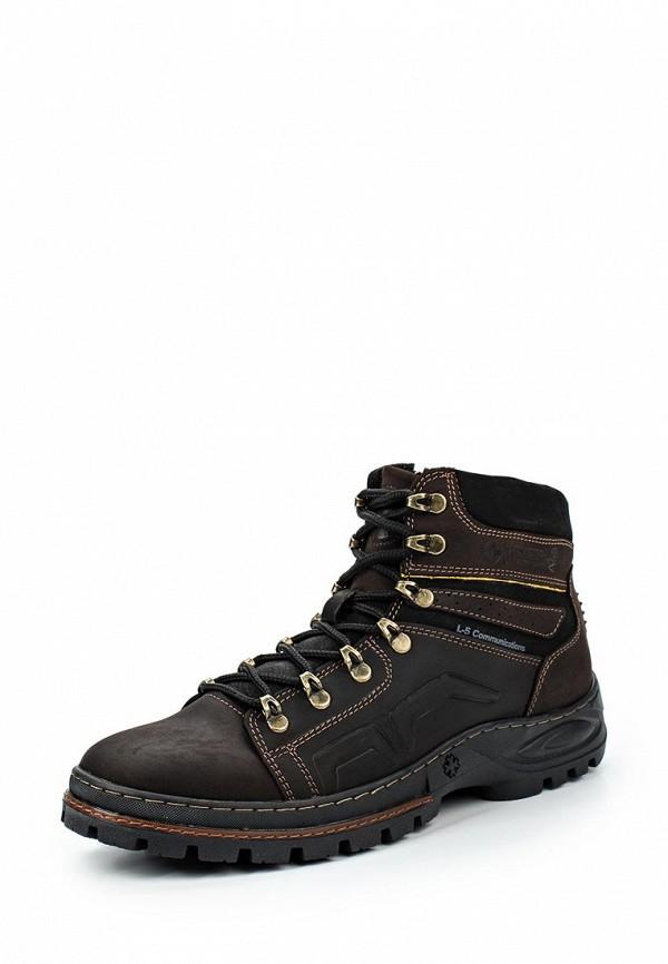 Спортивные мужские ботинки Calipso (Калипсо) 810-01-RSH-02-NM