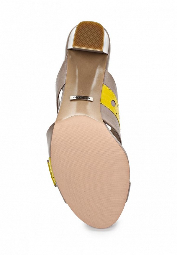 Женские сабо на каблуке Calipso (Калипсо) 293-01-TH-15-KK-01: изображение 4