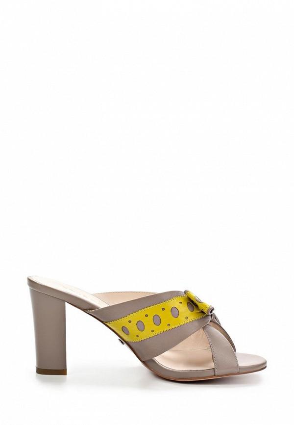 Женские сабо на каблуке Calipso (Калипсо) 293-01-TH-15-KK-01: изображение 8