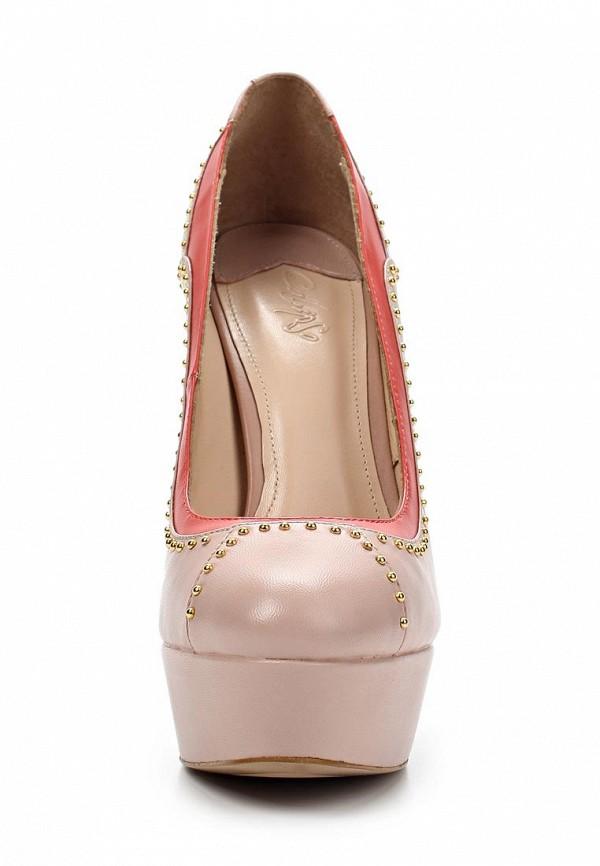 Туфли на каблуке Calipso (Калипсо) 686-02-LR-03-KK: изображение 6