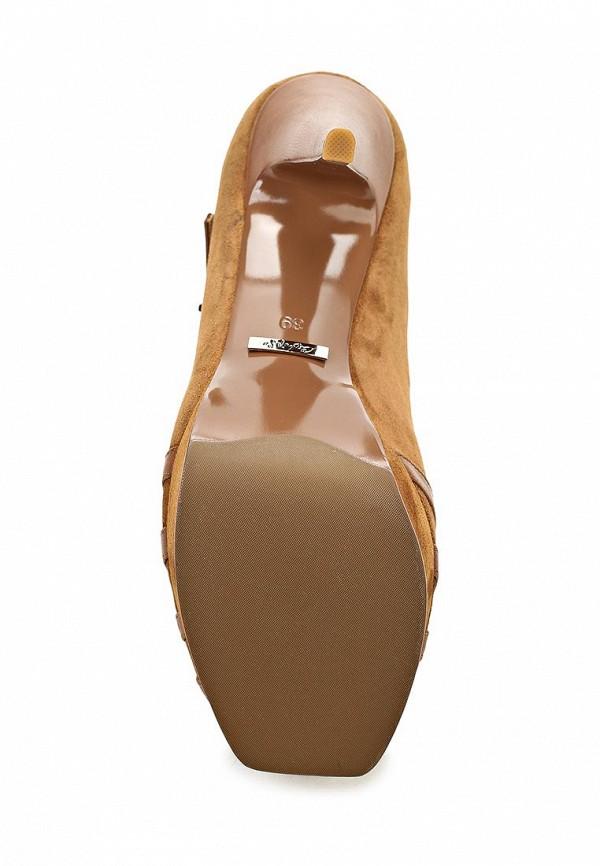 Туфли на каблуке Calipso (Калипсо) 695-02-LR-02-VK-01: изображение 4