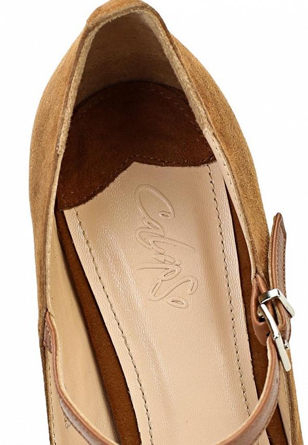Туфли на каблуке Calipso (Калипсо) 695-02-LR-02-VK-01: изображение 12