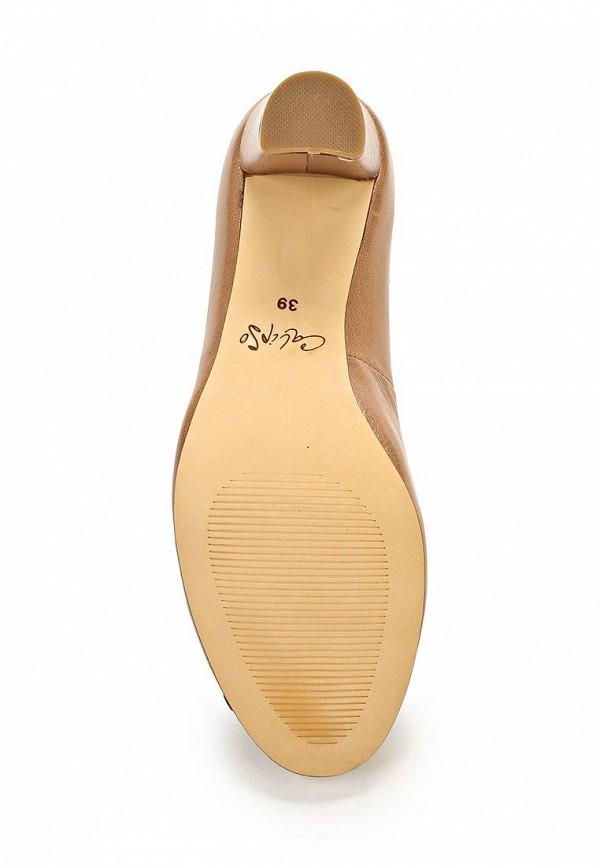 Туфли на каблуке Calipso (Калипсо) 020-04-GL-21-KK: изображение 4