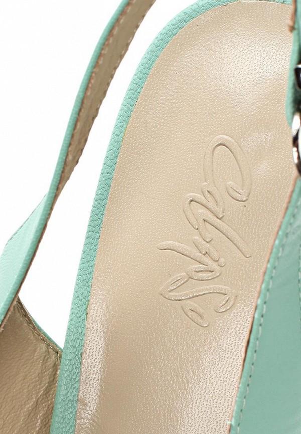 Босоножки на каблуке Calipso (Калипсо) 043-04-ZC-07-KK: изображение 12