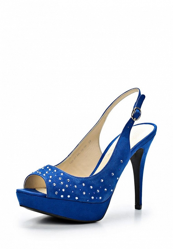 Босоножки на каблуке Calipso (Калипсо) 106-07-ML-16-TP: изображение 1