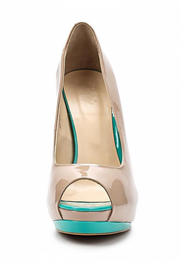 Туфли на шпильке Calipso (Калипсо) 645-02-LR-03-LK: изображение 6