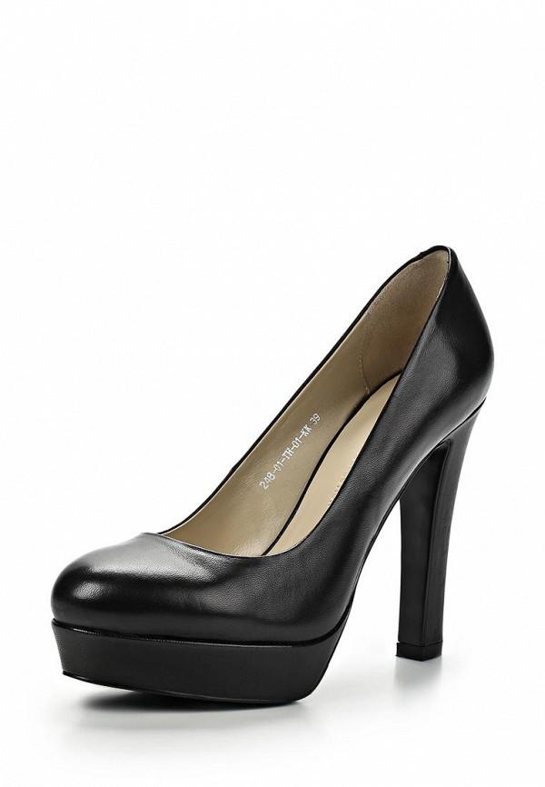 Туфли на каблуке Calipso 248-01-TH-01-KK: изображение 1