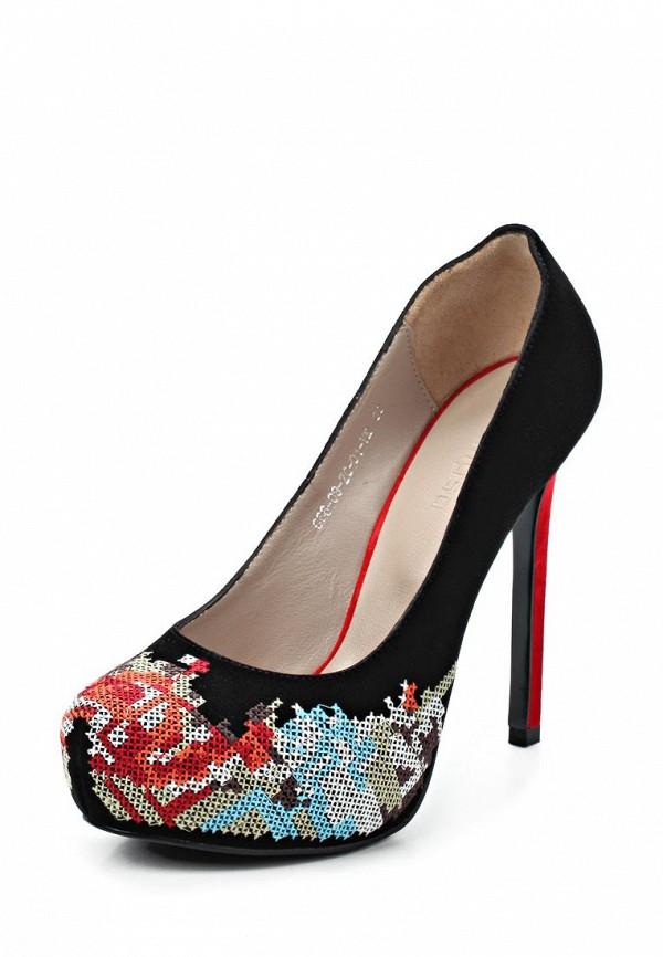 Туфли на каблуке Calipso (Калипсо) 066-09-ZC-01-VK: изображение 1
