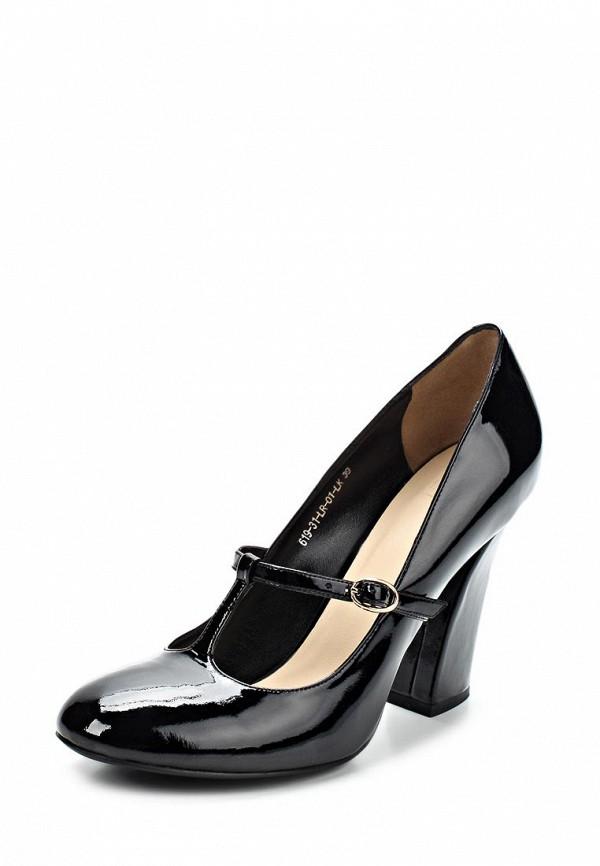 Туфли на каблуке Calipso (Калипсо) 619-31-LR-01-LK: изображение 1