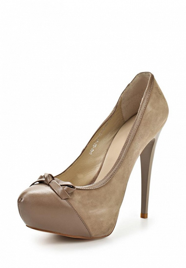 Туфли на каблуке Calipso 042-02-ZC-15-VK-03: изображение 1
