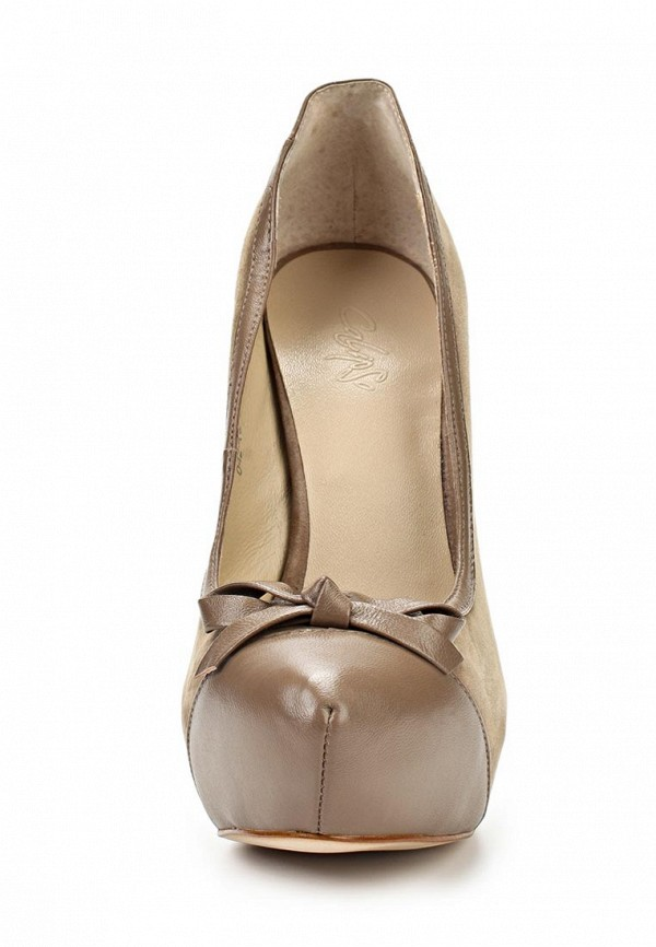 Туфли на каблуке Calipso 042-02-ZC-15-VK-03: изображение 5