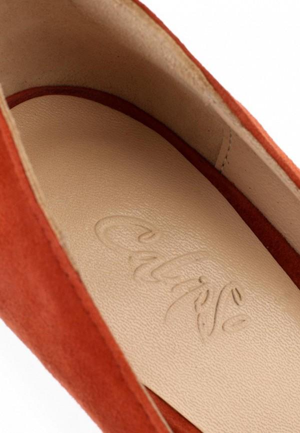 Туфли на каблуке Calipso 266-01-FX-18-VK-01: изображение 11