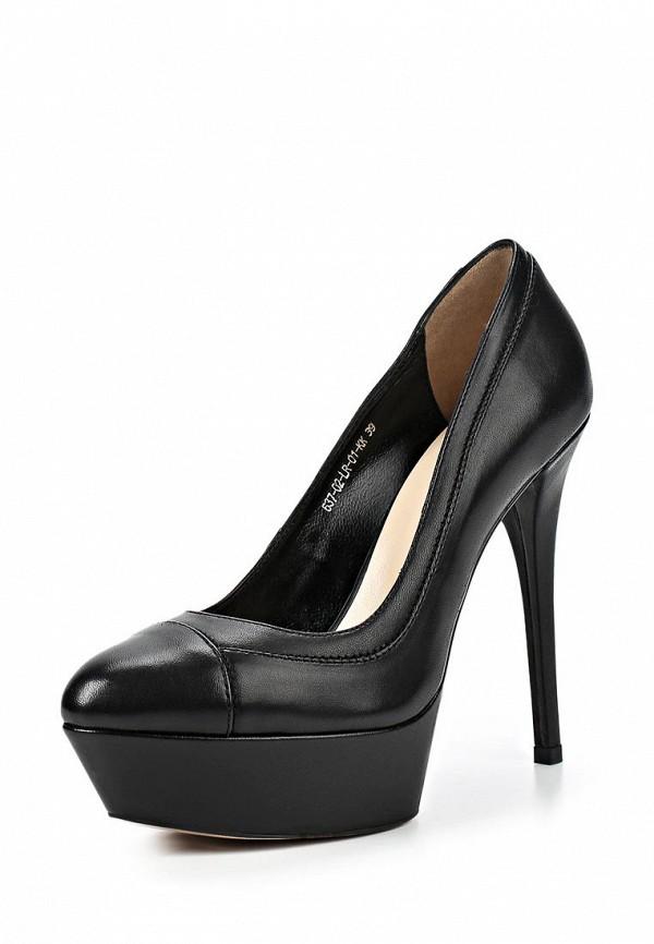Туфли на каблуке Calipso 637-02-LR-01-KK: изображение 1
