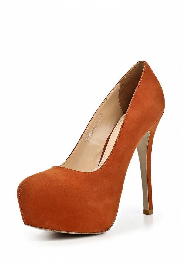 Туфли на каблуке Calipso (Калипсо) 687-01-LR-21-NK-01: изображение 1
