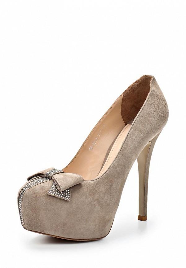 Туфли на каблуке Calipso (Калипсо) 687-02-LR-15-VK: изображение 1