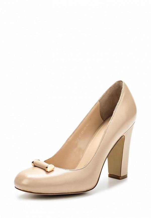 Туфли на каблуке Calipso (Калипсо) 017-17-GL-03-KK: изображение 1