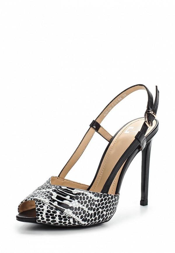 Босоножки на каблуке Calipso (Калипсо) 609-06-F-01-KK: изображение 1