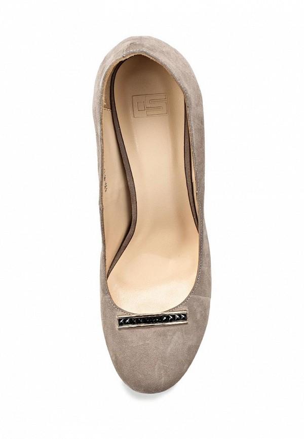 Туфли на каблуке Calipso (Калипсо) 619-46-LR-26-VK: изображение 4