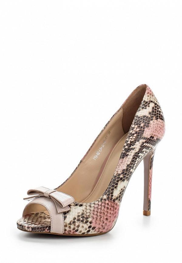 Туфли на каблуке Calipso (Калипсо) 719-02-LR-32-KK-01: изображение 1