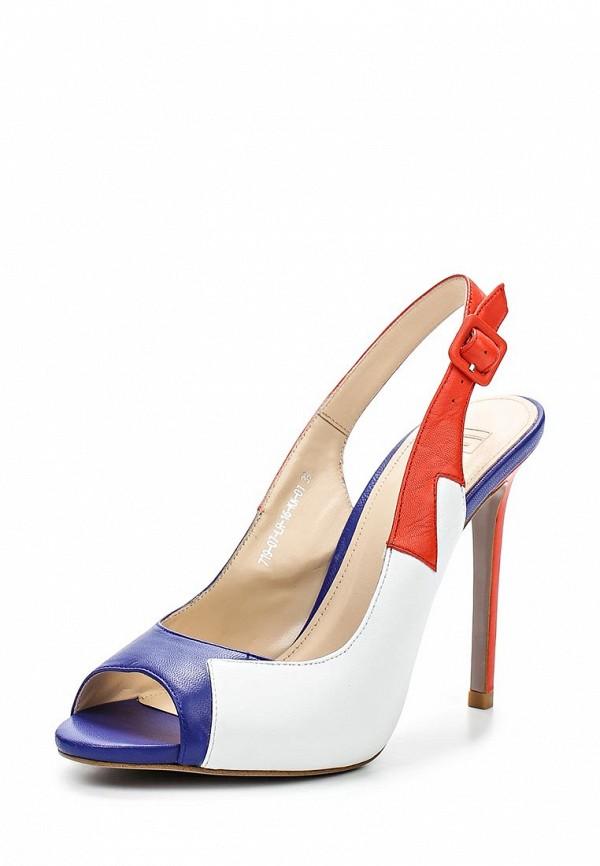 Босоножки на каблуке Calipso (Калипсо) 719-07-LR-16-KK-01: изображение 1