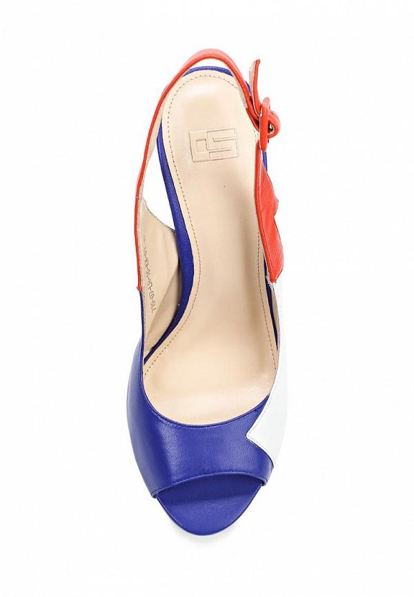 Босоножки на каблуке Calipso (Калипсо) 719-07-LR-16-KK-01: изображение 4