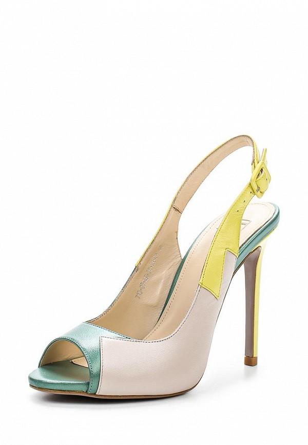 Босоножки на каблуке Calipso (Калипсо) 719-07-LR-36-KK-01: изображение 1