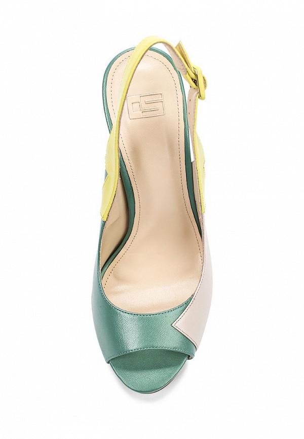 Босоножки на каблуке Calipso (Калипсо) 719-07-LR-36-KK-01: изображение 4