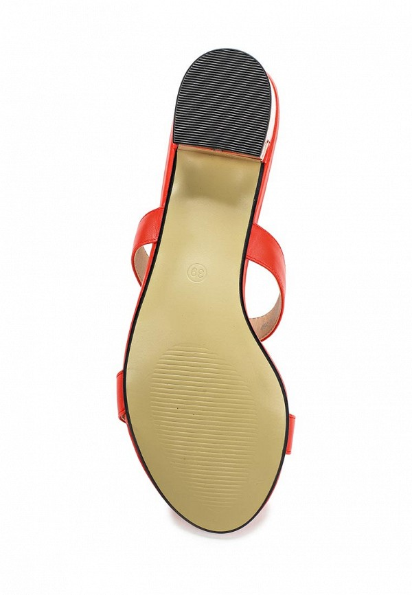 Женские сабо на каблуке Calipso (Калипсо) 054-02-PHFK-28-PP: изображение 3
