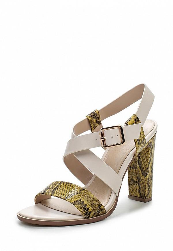 Босоножки на каблуке Calipso (Калипсо) 868-02-PMTK-03-PP: изображение 1