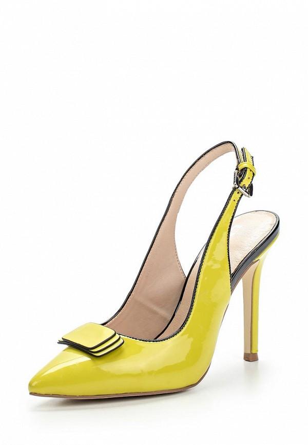 Босоножки на каблуке Calipso (Калипсо) 870-02-PMTK-35-PP: изображение 1
