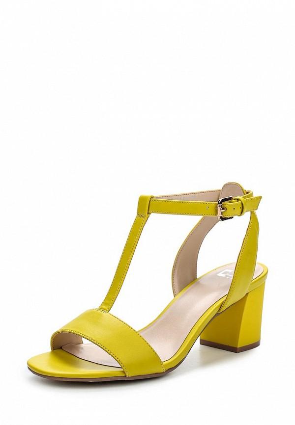 Босоножки на каблуке Calipso (Калипсо) 872-02-PMTK-14-PP: изображение 1
