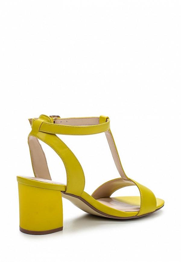 Босоножки на каблуке Calipso (Калипсо) 872-02-PMTK-14-PP: изображение 2