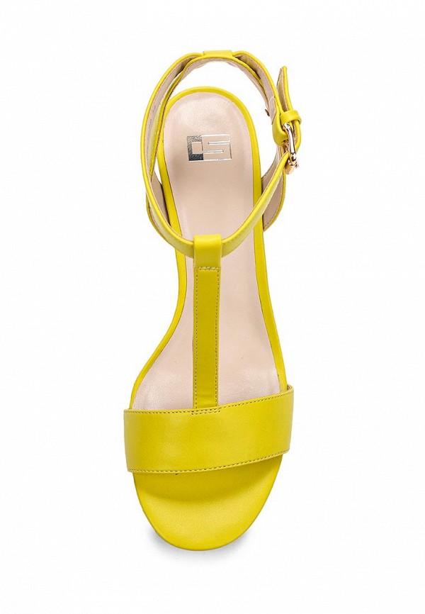 Босоножки на каблуке Calipso (Калипсо) 872-02-PMTK-14-PP: изображение 4
