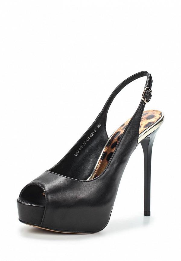 Босоножки на каблуке Calipso (Калипсо) 089-03-ZC-01-KK-F: изображение 1