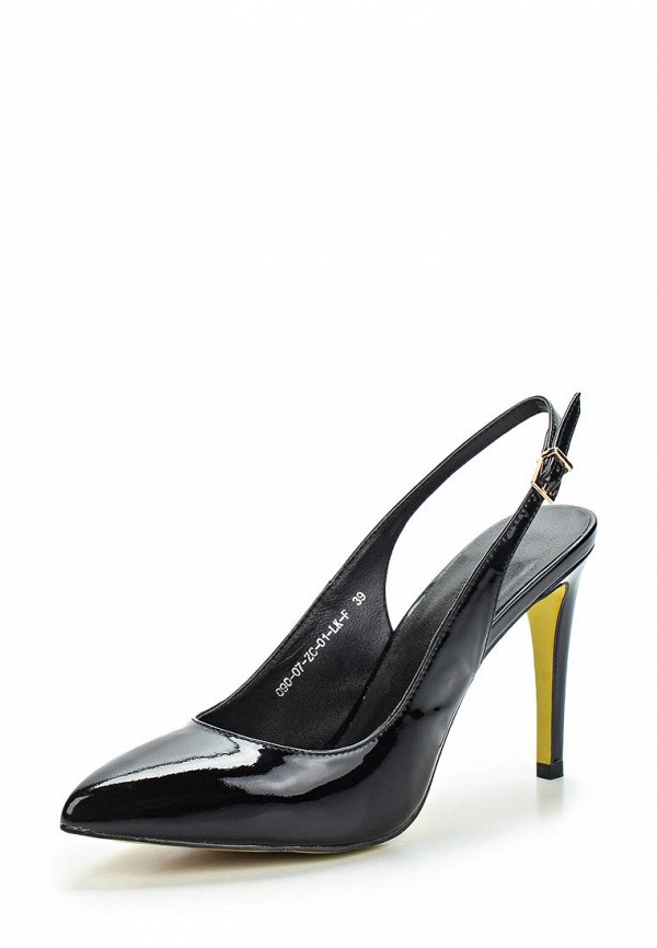 Босоножки на каблуке Calipso (Калипсо) 090-07-ZC-01-LK-F: изображение 1