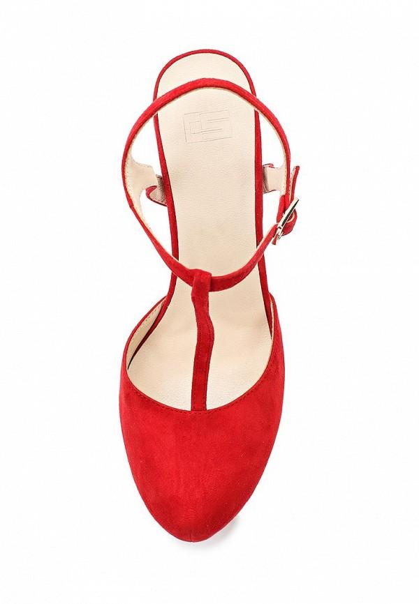 Босоножки на каблуке Calipso (Калипсо) 207-48-FX-04-VK-01-WB: изображение 4