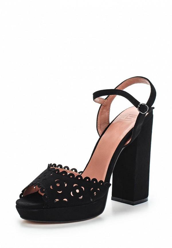 Босоножки на каблуке Calipso 285-02-FX-01-VK-WB: изображение 1
