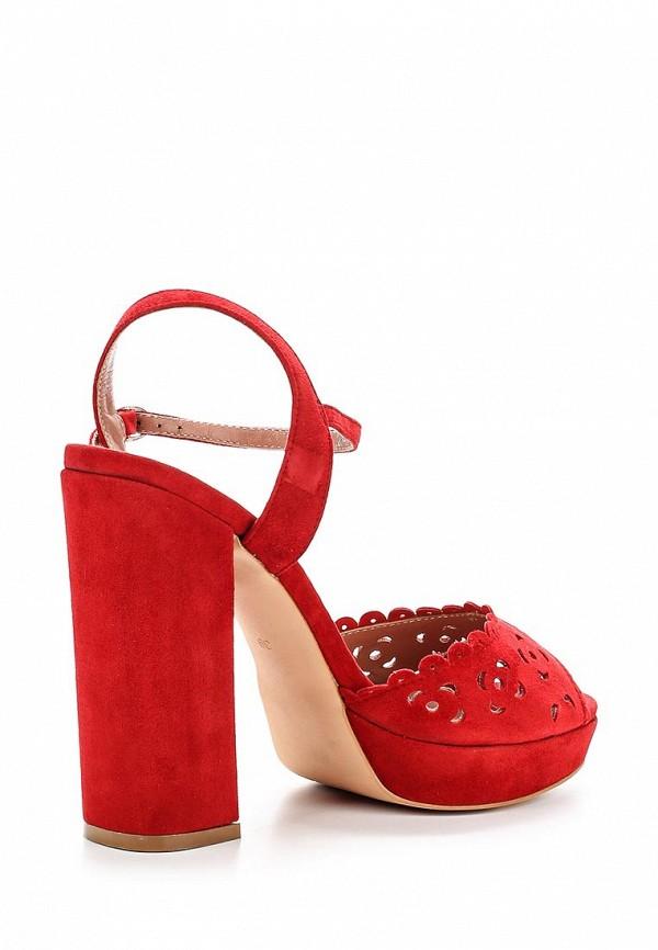 Босоножки на каблуке Calipso (Калипсо) 285-02-FX-04-VK-01-WB: изображение 2