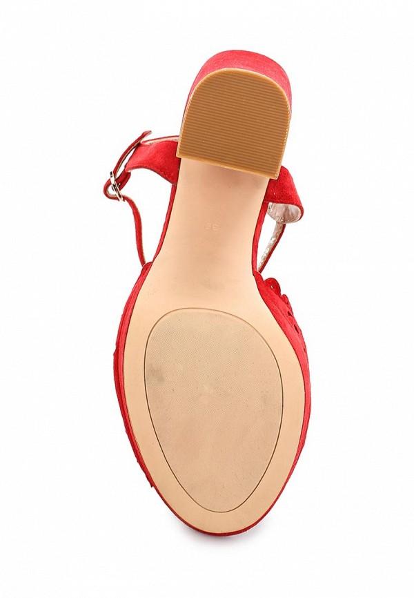 Босоножки на каблуке Calipso 285-02-FX-04-VK-01-WB: изображение 3
