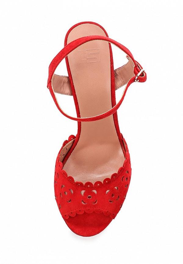 Босоножки на каблуке Calipso (Калипсо) 285-02-FX-04-VK-01-WB: изображение 4