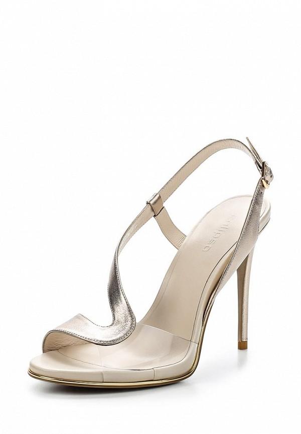 Босоножки на каблуке Calipso (Калипсо) 326-03-TH-11-KK: изображение 1