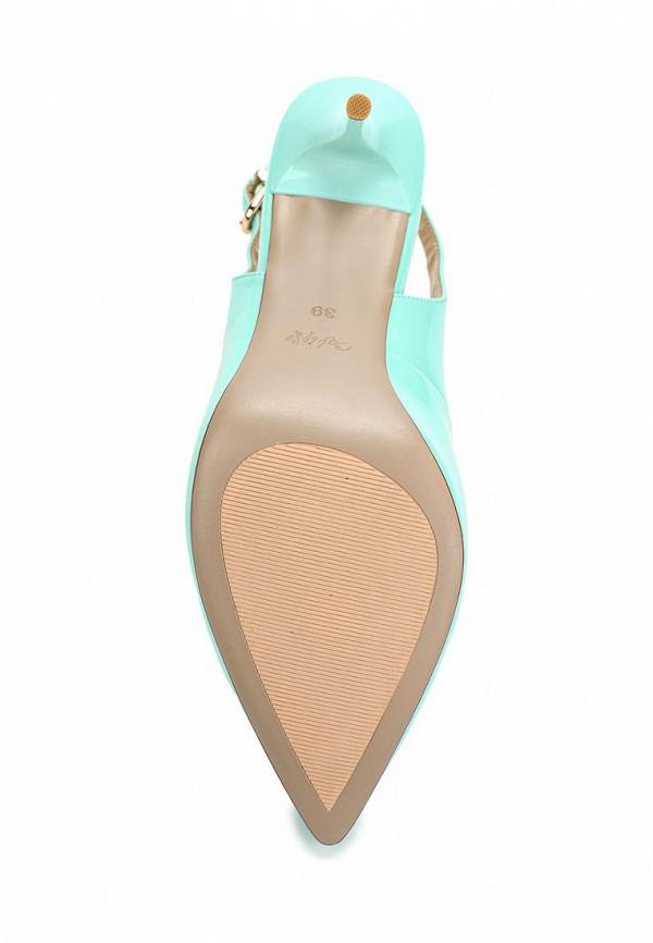 Босоножки на каблуке Calipso (Калипсо) 607-06-F-33-LK: изображение 3