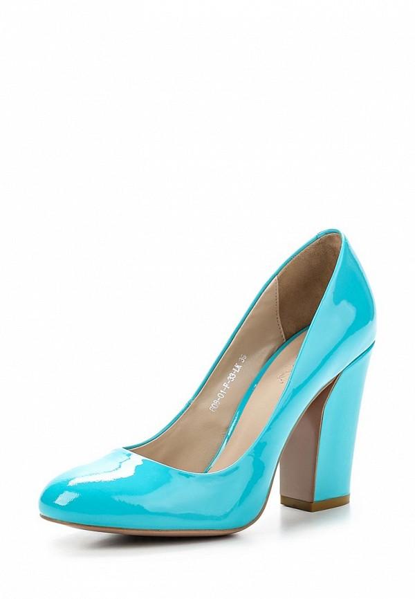 Туфли на каблуке Calipso (Калипсо) 608-01-F-33-LK: изображение 1