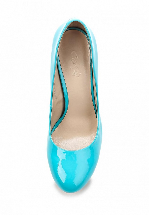 Туфли на каблуке Calipso (Калипсо) 608-01-F-33-LK: изображение 4