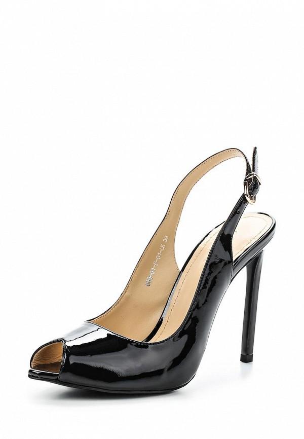 Босоножки на каблуке Calipso (Калипсо) 609-01-F-01-LK: изображение 1